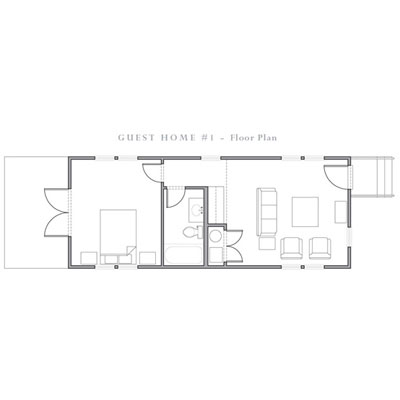 Guest House Floor Plans Small Trend Home Design And Decor